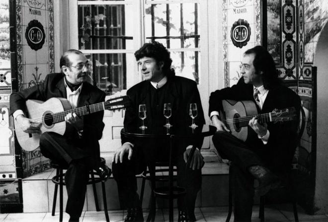 Juan Pepe habichuela y Morente