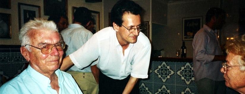 Nuestro homenaje radiofónico a Pierre Lefranc (entrevista con RamónSoler)