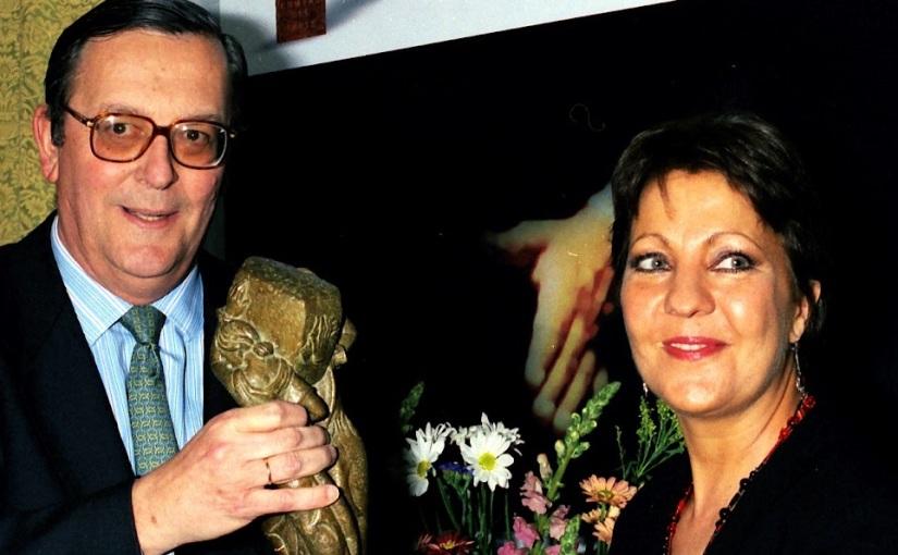 """Memoria del Compás del Cante: """"Carmen Linares, 1999""""(entrevista)"""
