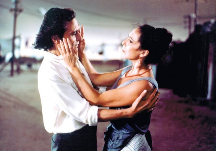 Cristina y Gades