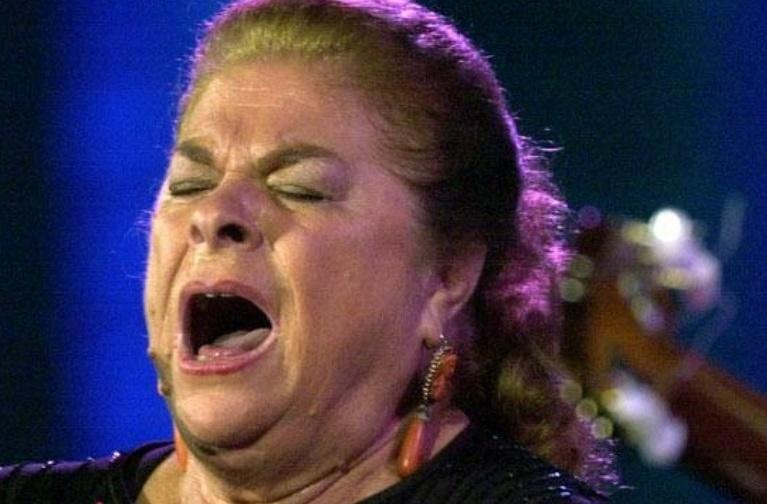 """Memoria del Compás del Cante 2004: """"La Paquera deJerez"""""""