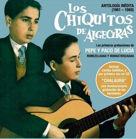 """Programa.- Presentamos la remasterización de """"Los Chiquitos de Algeciras"""" (I)"""