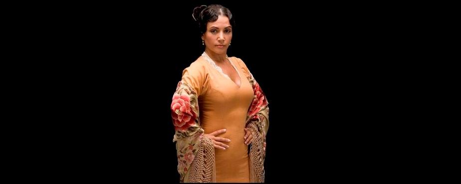 """Memoria del Compás del Cante: """"Eva Yerbabuena,2009"""""""
