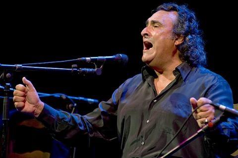 Jose Tomasa cantando hoy