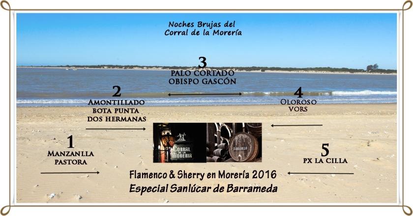 FLAMENCO& SHERY MORERIA SANLUCAR