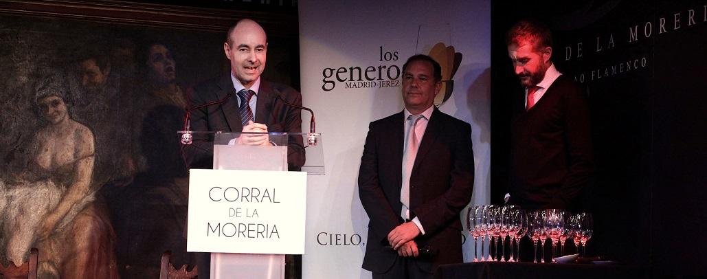 """Crónica Gráfica.- """"Flamenco & Sherry especial Sanlúcar"""" en El Corral Morería deMadrid"""