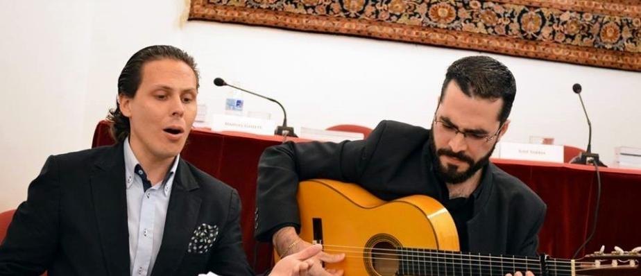 """Programa.- El cantaor Juan Zarzuela nos presenta su álbum """"Linguake"""""""