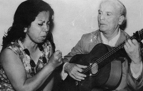 Programa.- A Fernanda de Utrera y su eterna soleá (grabaciones inéditas de1975)