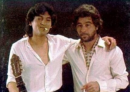 """Inéditos.- """"De cuando El Torta y Moraíto actuaron en Alameda Vieja en 1983″…"""