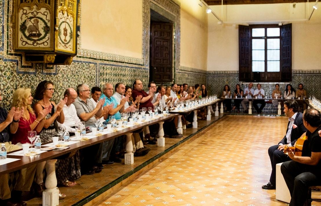 La prensa sevillana se hace eco del Flamenco & Sherry by Barbadillo de Sanlúcar en LaBienal