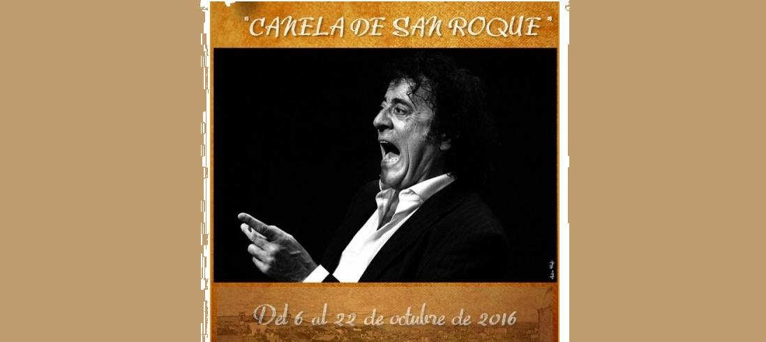 Programa.- Recital inédito de Canela de San Roque (dedicado su IBienal)