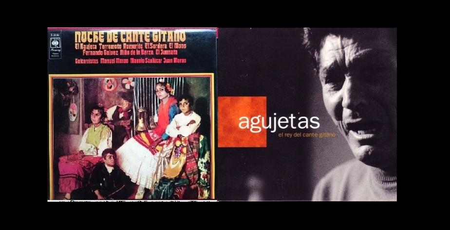"""Programa.- """"De Agujetas y un LP llamado Noche de Cante Gitano(1970)"""""""