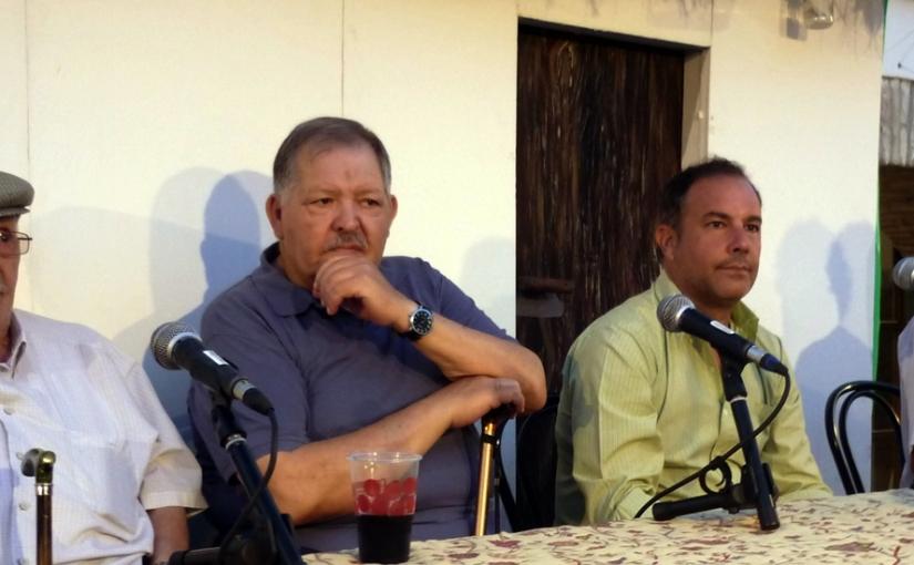 Vídeo.- Estudio de los cantes por soleá de Juaniquí en el AteneoArbonaida