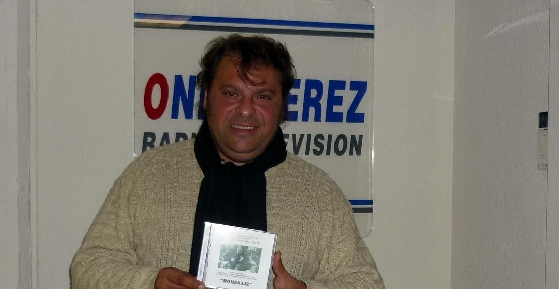 """Programa.- Entrevista con el cantaor Manuel Fernández """"ElBorrico"""""""