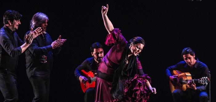 """""""Soníos Negros"""" y María del Mar Moreno, los bailes que sabenllorarse…"""