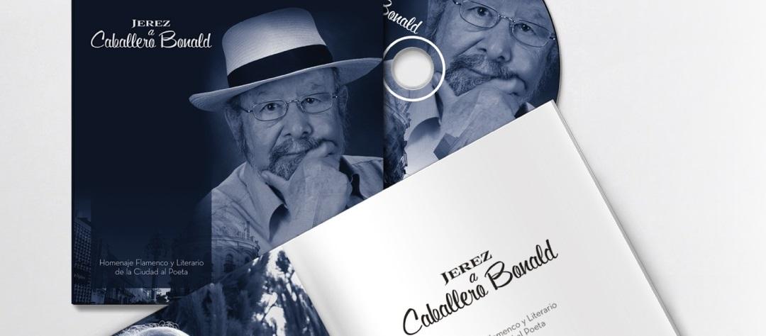 """Presentación del CD-libro """"Jerez a Caballero Bonald"""" (14 dediciembre)"""
