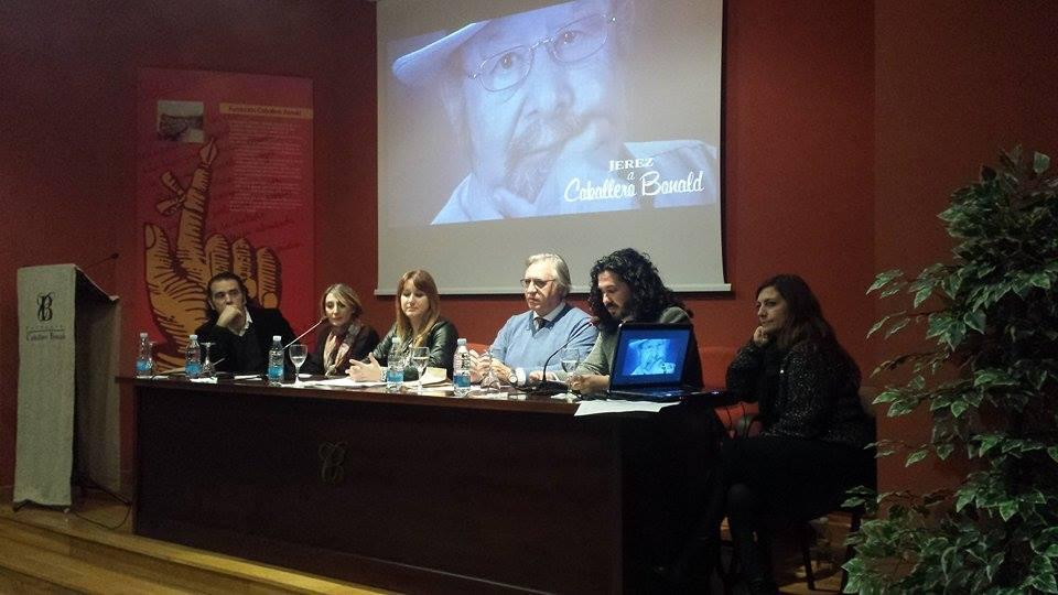 """Entrevista.- Mario González productor del libro cd """"Jerez a CaballeroBonald"""""""