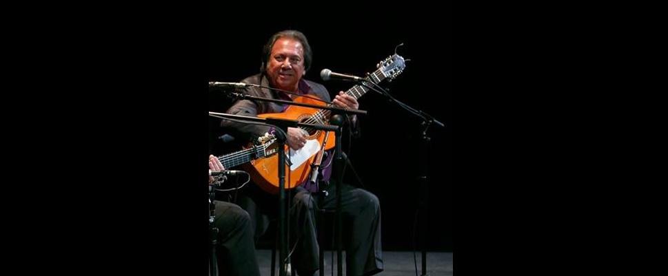 El guitarrista Ramón Amador otra gran pérdida para el mundoflamenco