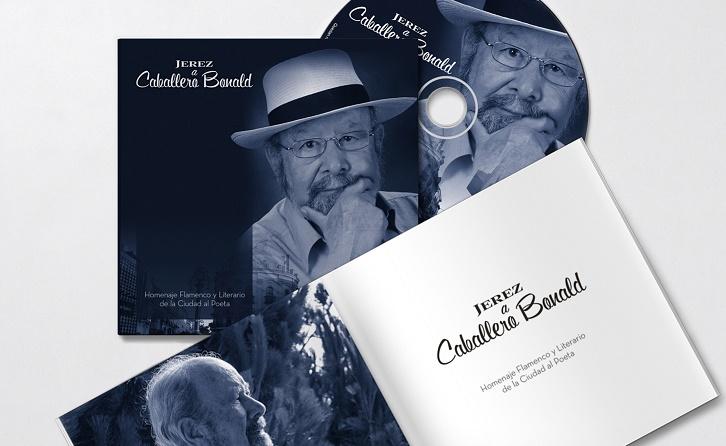 """Programa.- Presentamos el disco libro """"Jerez canta a Caballero Bonald"""" (y2)"""