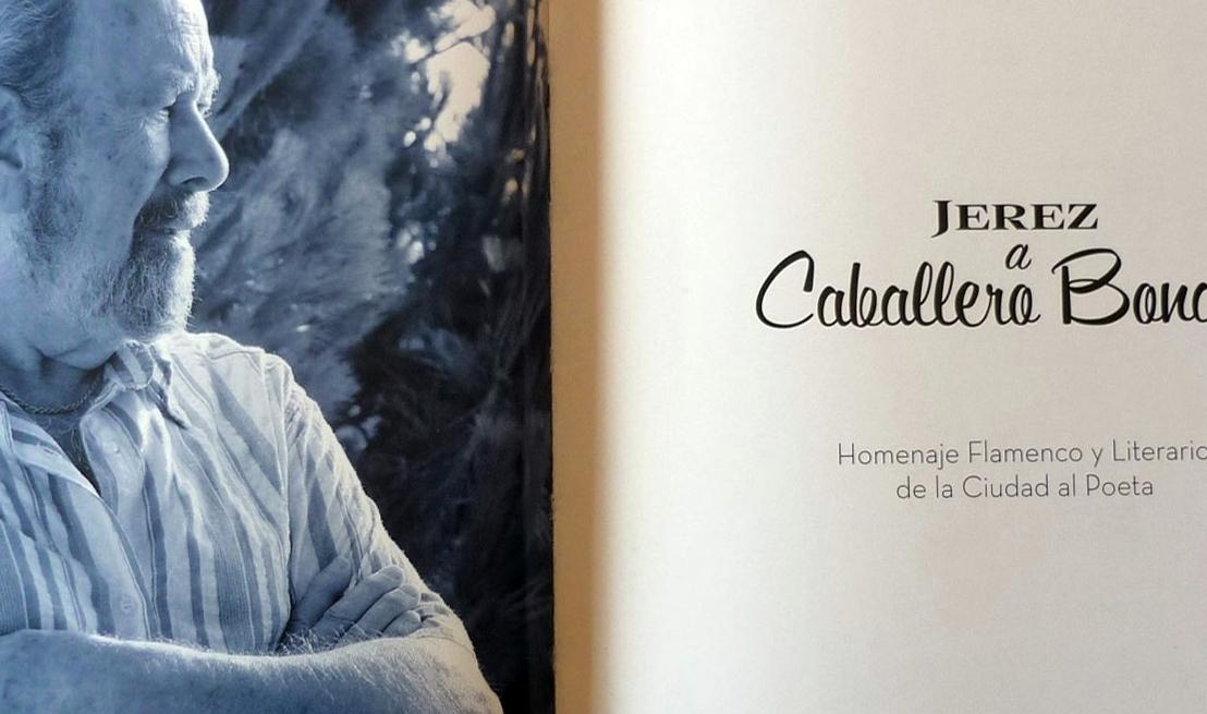 """Programa.- Presentamos el disco libro  """"Jerez canta a Caballero Bonald""""(1)"""