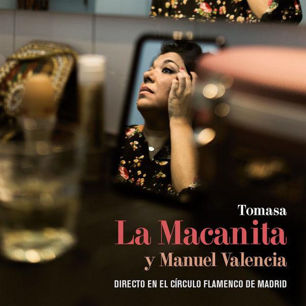 """Entrevista.- """"La Macanita"""" nos visitó con el disco en directo desde El Círculo Flamenco deMadrid"""