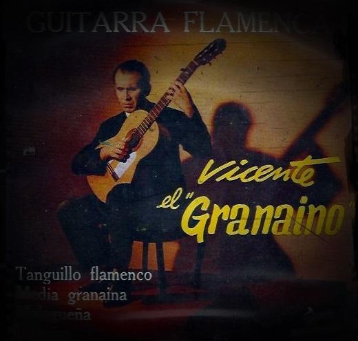 """Programa.- Nuestro homenaje al guitarrista Vicente """"ElGranaíno"""""""