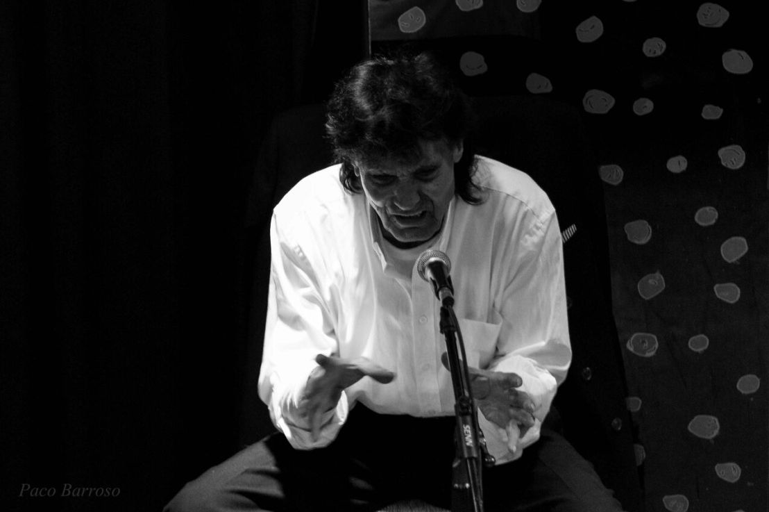 """Sonidos históricos del Festival de Jerez: """"Manuel Agujetas en la Guarida delÁngel"""""""
