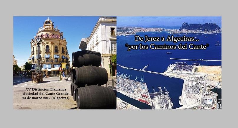 La prensa del Campo de Gibraltar se hace eco de la Distinción a Los Caminos del Cante enAlgeciras