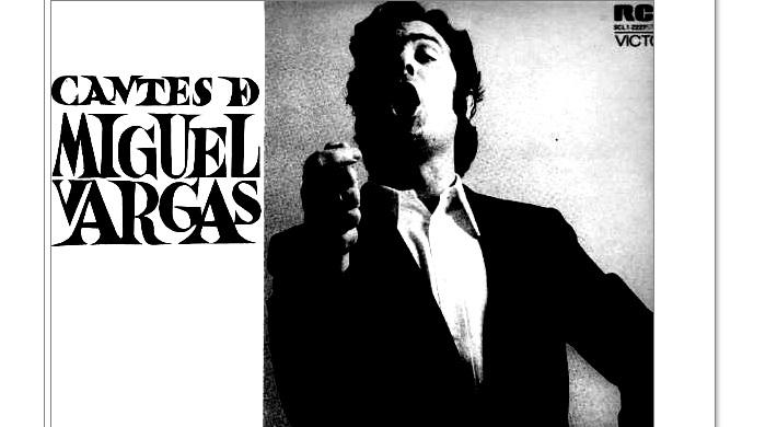 Programa.- En el 20 aniversario del adiós del cantaor morisco MiguelVargas