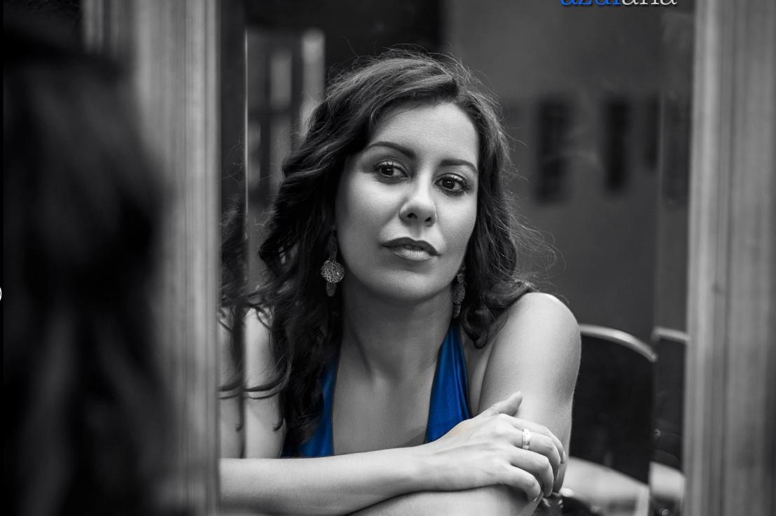 """Programa.- La cantaora malagueña Ana Fargas nos presenta su disco """"Azulana"""""""