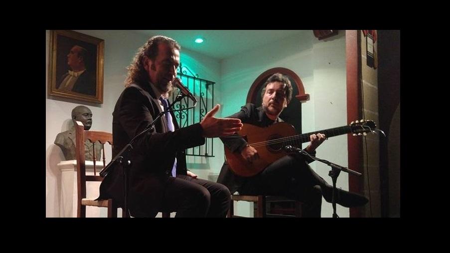 Programa.- Recital de David y Alfredo Lagos en homenaje a Don AntonioChacón