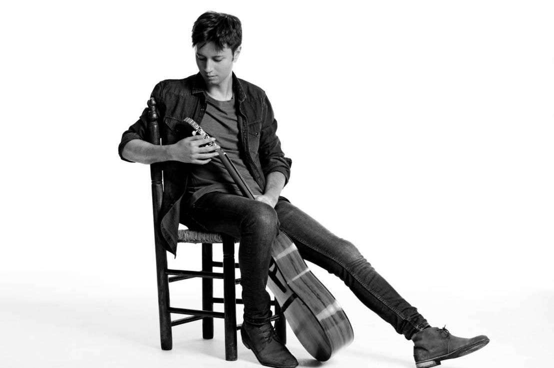 """Entrevista.- David Carmona nos presenta su nuevo disco """"Un Sueño deLocura"""""""