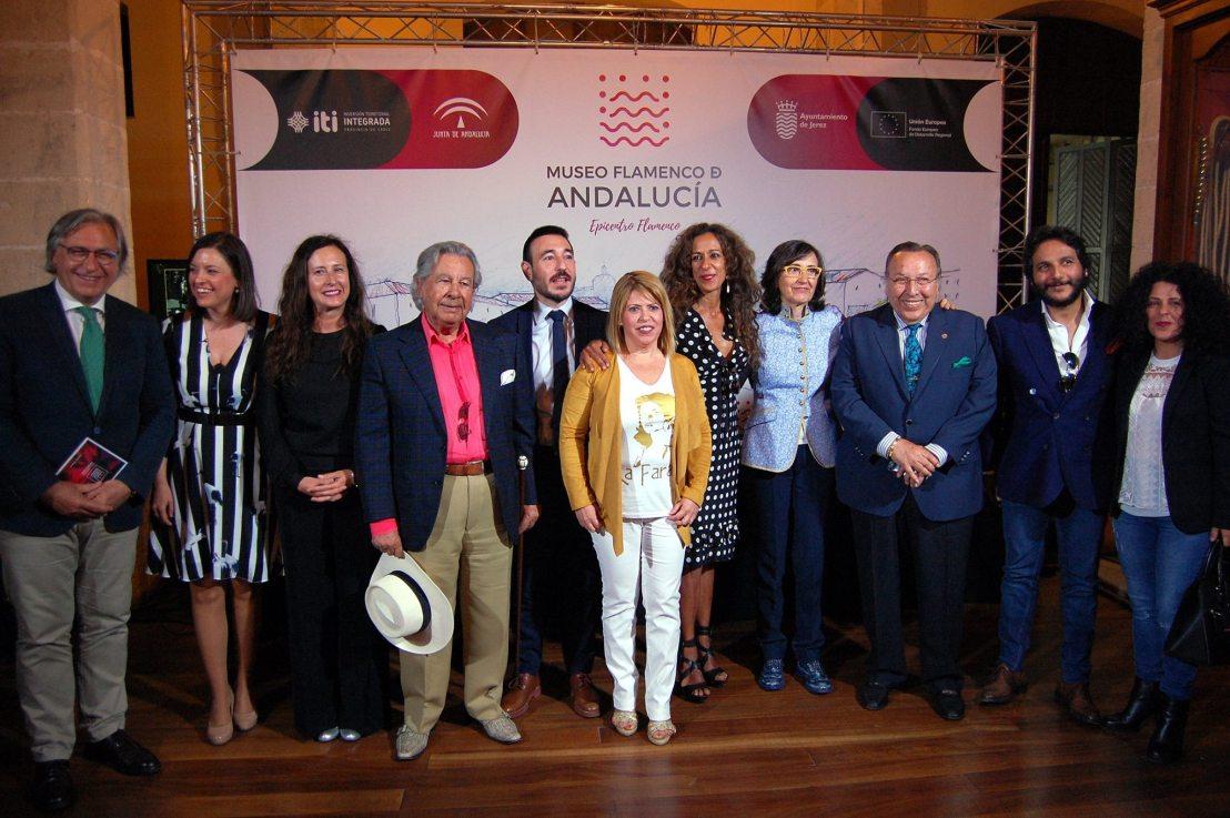 Ayuntamiento y Junta de Andalucía firman un protocolo para la creación del Museo del Flamenco deAndalucía