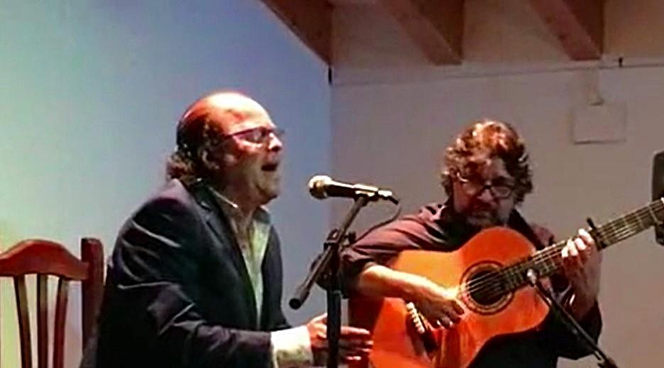 Vídeo.- José Méndez con Manuel Parrilla en el Ciclo de Primavera de La BuenaGente