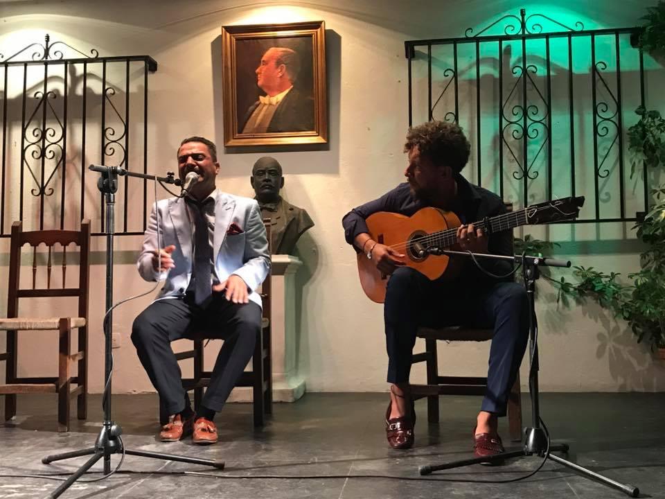 Programa.- Directo de José Mijita y Pepe del Morao en Don AntonioChacón