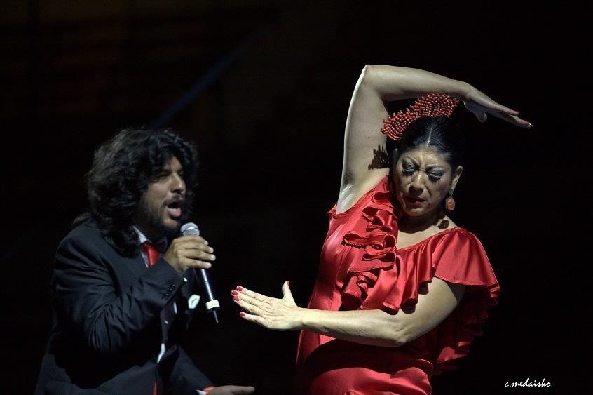 Manuela Carrasco galardonada con la 32ª Distinción Compás delCante