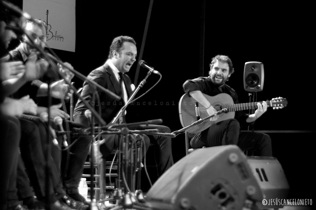 """""""Jesús Méndez, el cante sin fronteras"""" (añadidas fotos de JesúsCancelo)"""
