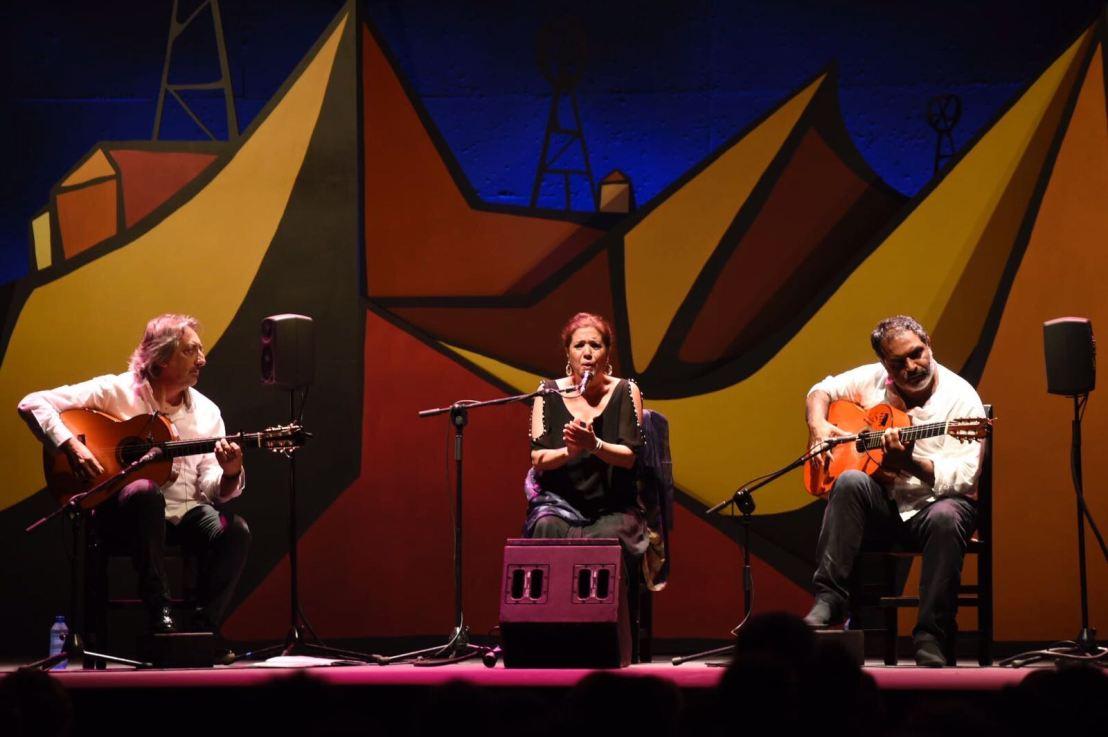 Desde la mina.- Consolidación cantaora de Rocío Márquez y emotivo retorno de LoleMontoya
