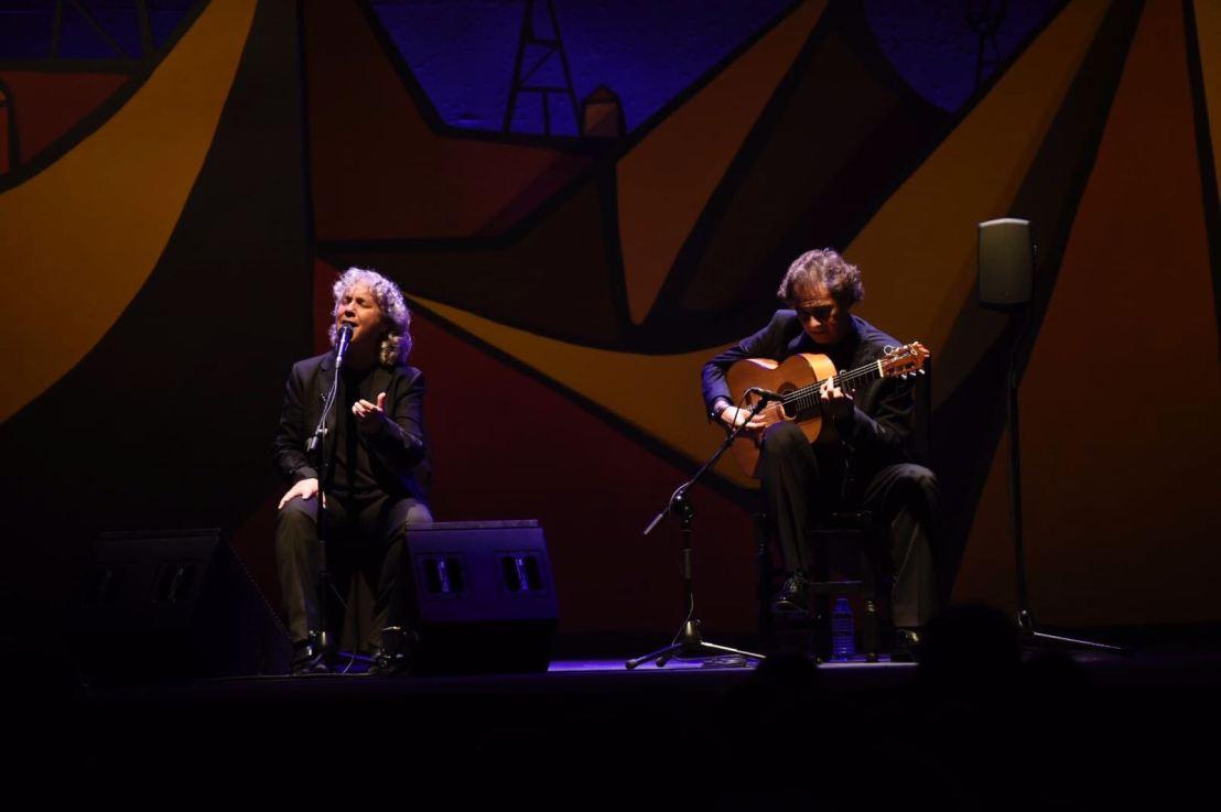 Desde la mina.- Mayte Martín y Argentina ponen su sello en la posteridad del Festival de laUnión