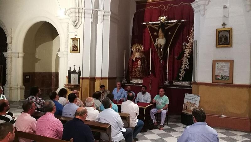 II Veladas Flamencas Hermandad del Cristo de la Expiración deJerez