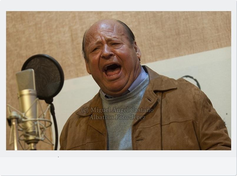 El cante grande pierde su bronce, se nos fue Manuel MoneoLara