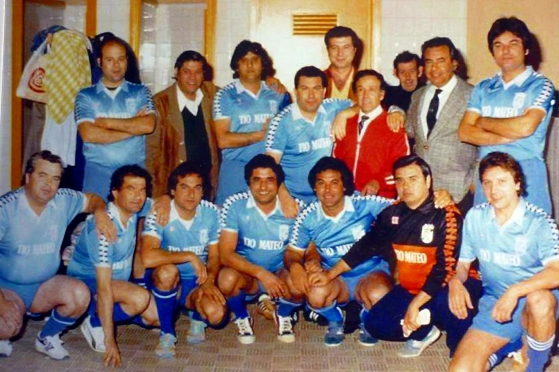 ¡Aquella selección (flamenca y gitana) de fútbol que hubiera ganado unMundial!
