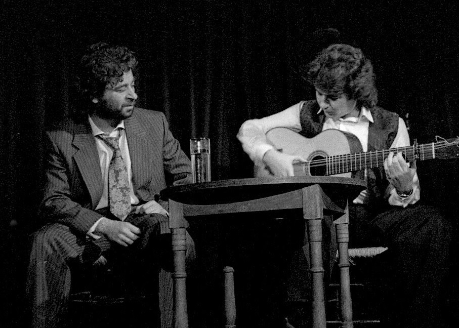 """Analizando vídeos.- Juan Moneo """"El Torta"""" con Manuel Parrilla por malagueñas(1990)"""