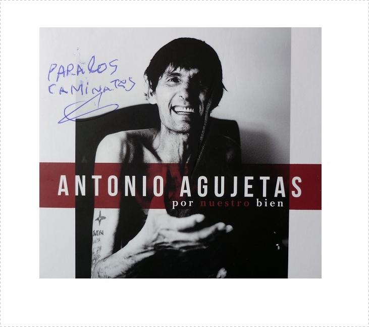"""Programa.- Antonio Agujetas nos visita para presentarnos su CD """"Por nuestrobien"""""""