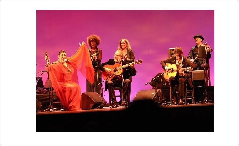 """Directo.- Concierto """"No M`arrecojo"""" de Diego Carrasco en el Teatro Villamarta(I)"""