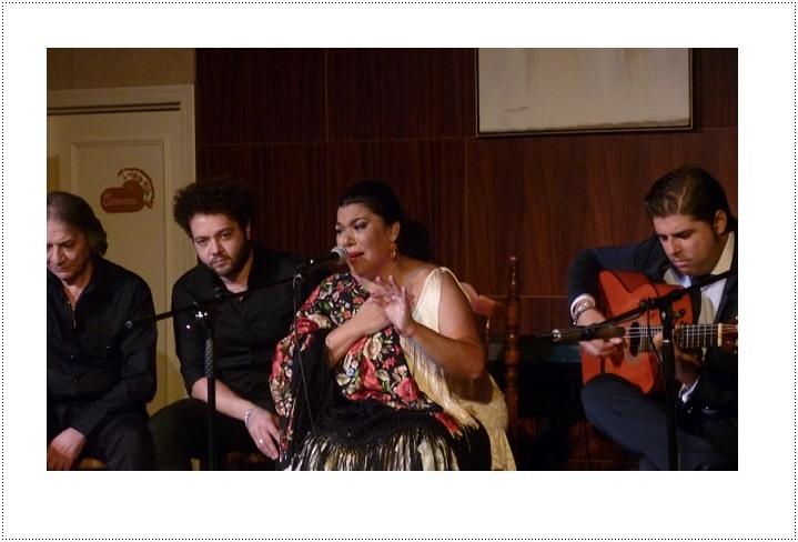Programa.- Recital en directo de La Macanita en Tío José de Paula(1)