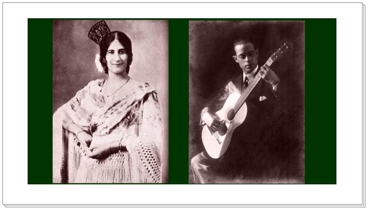 El CADF presentará unas grabaciones inéditas de María Pantoja con SebastiánNúñez