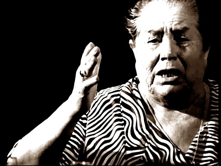 Aula de Flamenco.- 30 años sin Tía Anica La Piriñaca, fuente de autenticidad en el cantejerezano