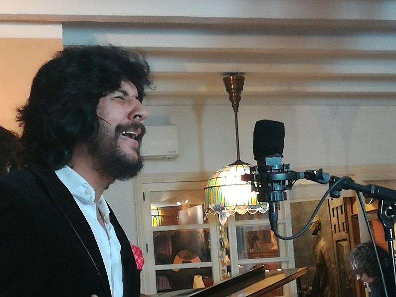 Desde Sevilla: Rancapino Chico graba su primer trabajo discográfico en Mairena delAlcor