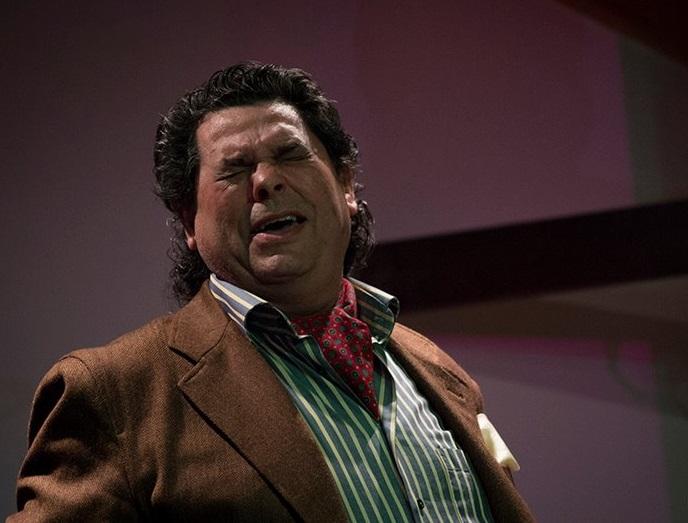 Joaquín El Zambo protagonizará un recital en el CCF Don AntonioChacón